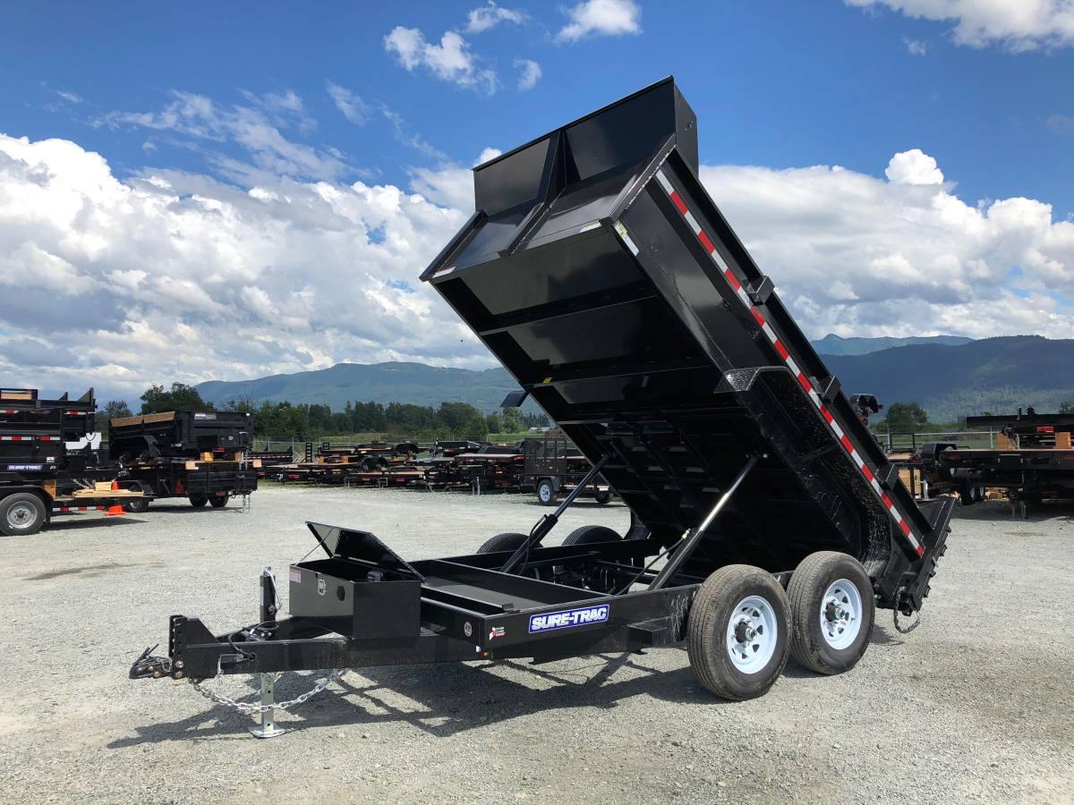 Maple Ridge Dump >> 7 x 12 Dump 12K (hdlp1212dr) - Wholesale Trailers - Fraser Pacific Equipment