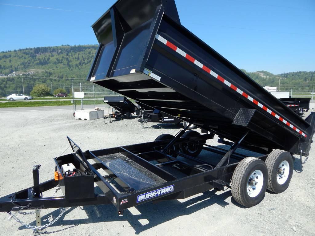 Maple Ridge Dump >> 7 x 14 Dump 14K (hdlp1414sc) - Wholesale Trailers - Fraser ...